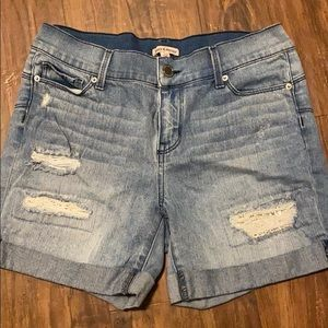 Juicy Couture shorts size 6